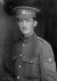 Barter - Company Sergeant Major Frederick (Fred)
