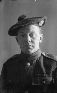 Hunter - Corporal David Ferguson
