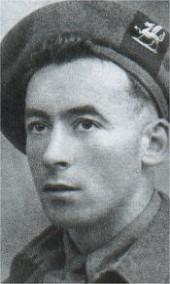 Chapman - Corporal Edward Thomas