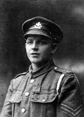 Egerton - Corporal Ernest Albert