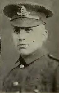 Davies - Corporal James Llewellyn