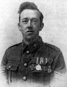 Johnson - Sergeant William (Bill) Henry